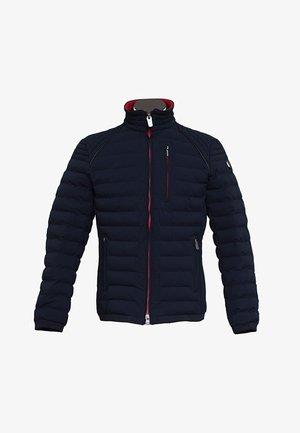 MOL - Winter jacket - darknavy/red