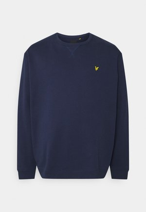 PLUS CREW NECK - Sweatshirt - navy