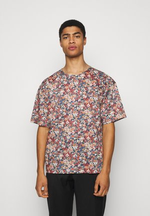 POWDER  - T-shirt print - liberty red