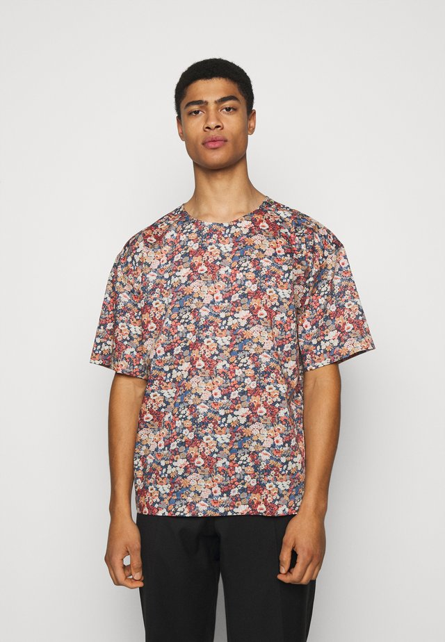POWDER  - T-shirts print - liberty red