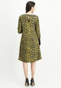Nicowa - NABITA - Day dress - yellow - 2