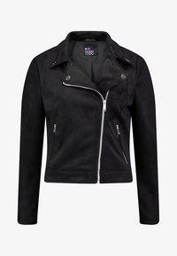 Even&Odd - Faux leather jacket - black - 3