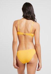 Seafolly - STARDUSTTANK BRA - Bikini top - saffron - 2
