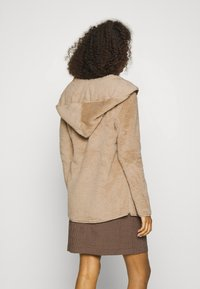 ONLY - ONLNEW CONTACT HOODED - Summer jacket - humus - 2