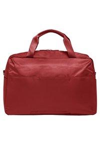 Lipault - CITY PLUME - Weekend bag - cherry red - 1