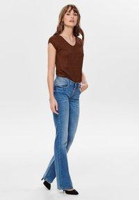 JDY - Flared Jeans - light blue denim - 1