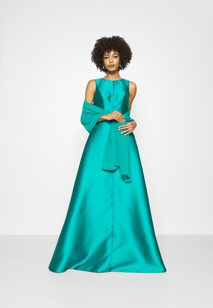 TE STYLE - Robe de cocktail - peacock