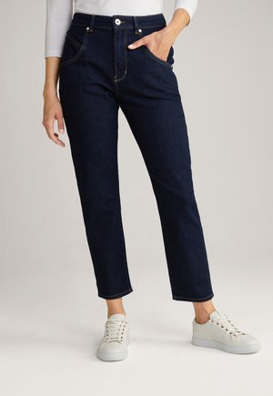 Relaxed fit jeans - dunkelblau