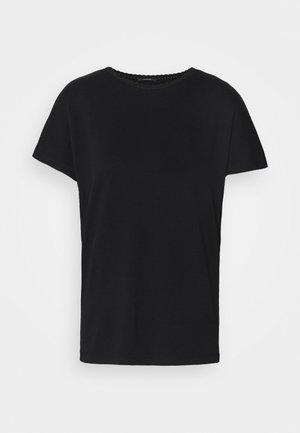 SUDELLA - T-shirt basic - schwarz