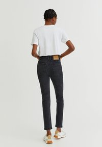 PULL&BEAR - Jeans relaxed fit - black - 2