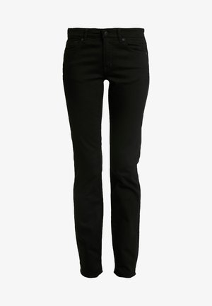 EMI - Jeans a sigaretta - black