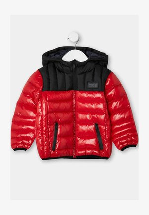 Abrigo de invierno - red