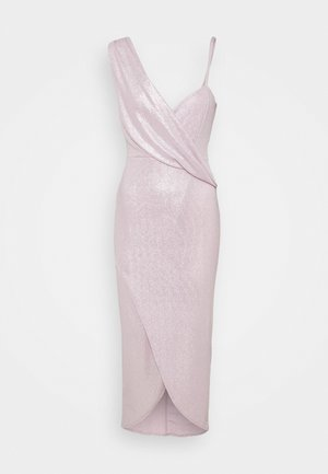 MIDI DRESS - Koktejlové šaty/ šaty na párty - lilac