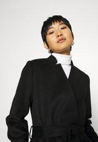 Selected Femme - SLFMELLA COAT - Classic coat - black - 3