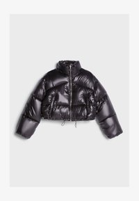 Bershka - Winter jacket - black - 4