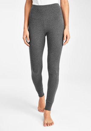 Leggings - Trousers - grey