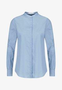 BOSS - BEFELIZE - Button-down blouse - bleu - 0