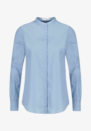 BEFELIZE - Button-down blouse - bleu