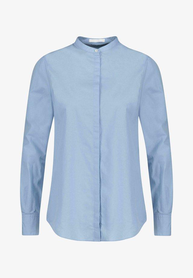 BEFELIZE - Button-down blouse - bleu