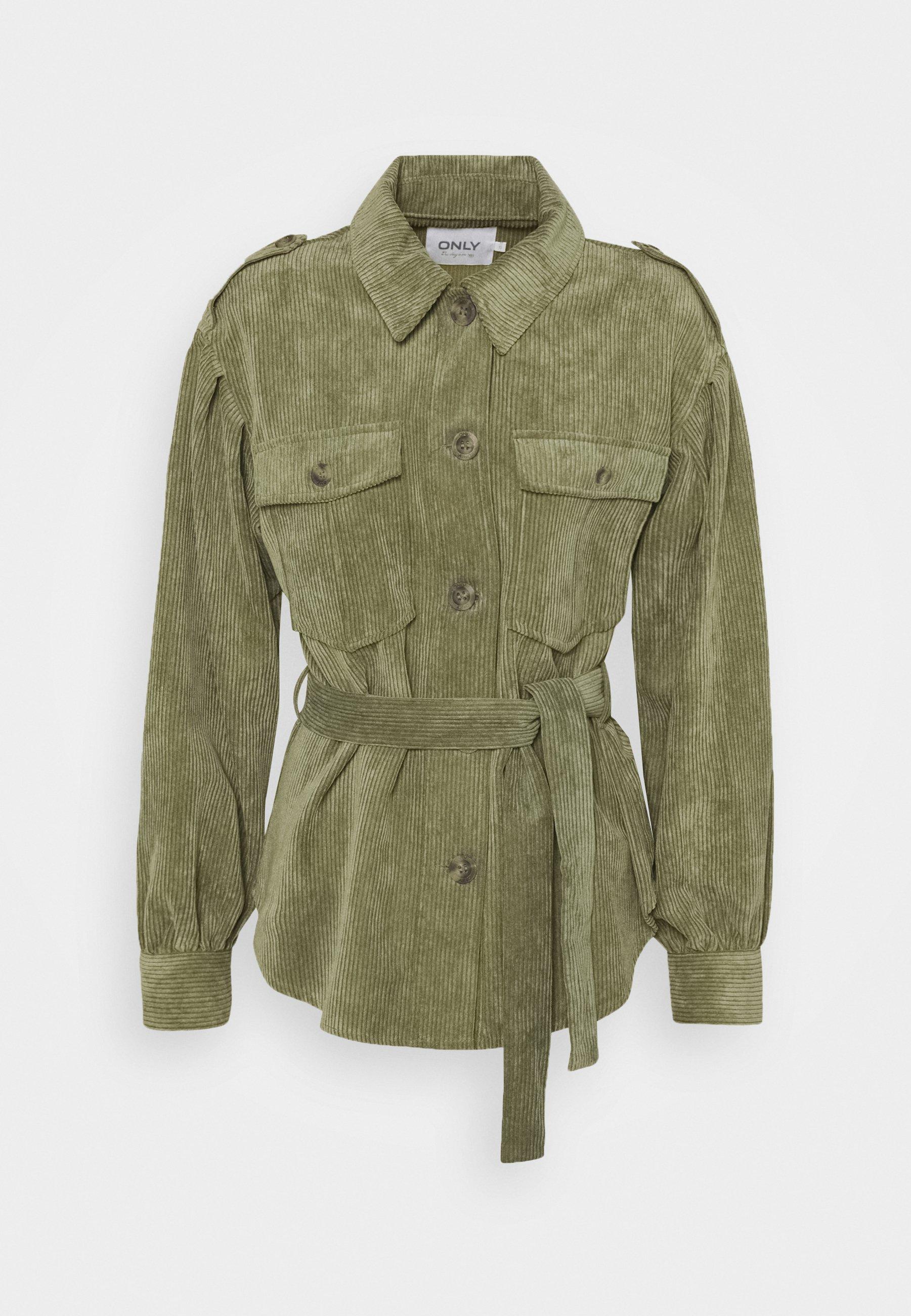 Damen ONLNINA SHORT SHACKET - Leichte Jacke