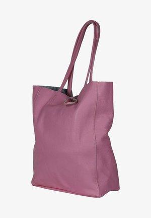 ANITA - Tote bag - neon rose