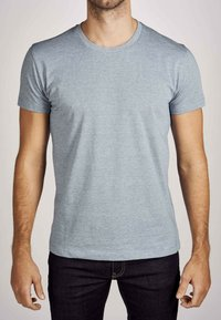 MDB IMPECCABLE - Basic T-shirt - navy - 3