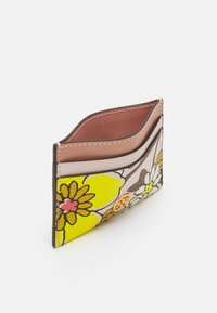 Tory Burch - ROBINSON PRINTED CARD CASE - Wallet - ballerina pink - 2