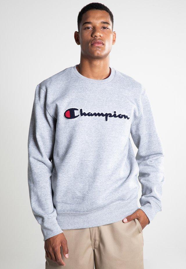 SCRIPT  - Sweatshirt -  grey melange