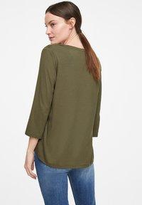 comma casual identity - Long sleeved top - khaki - 1
