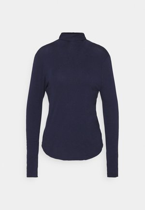 Long sleeved top - navy uniform