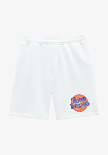 SPACE JAM - Tracksuit bottoms - white