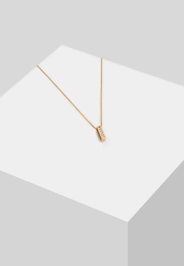 KLASSISCH ELEGANT - Necklace - gold-coloured