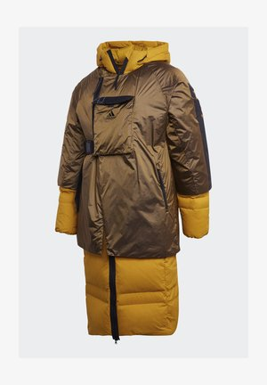 URBAN COLD.RDY OUTDOOR - Down coat - gold