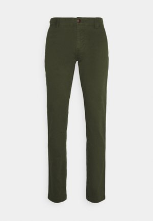 SCANTON PANT - Chinos - dark olive