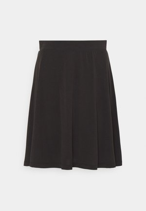 PCKAMALA SKIRT  - Mini skirt - black