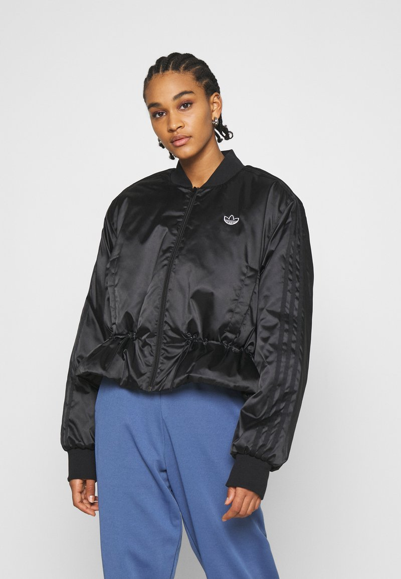 adidas Originals - JACKET - Bomber Jacket - black