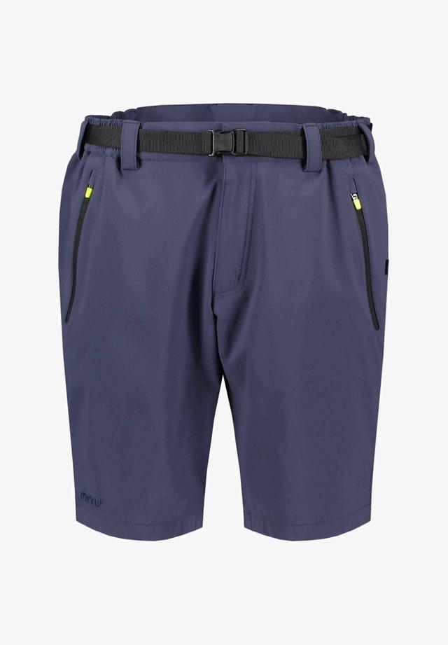 LUGO II - Short de sport - marine