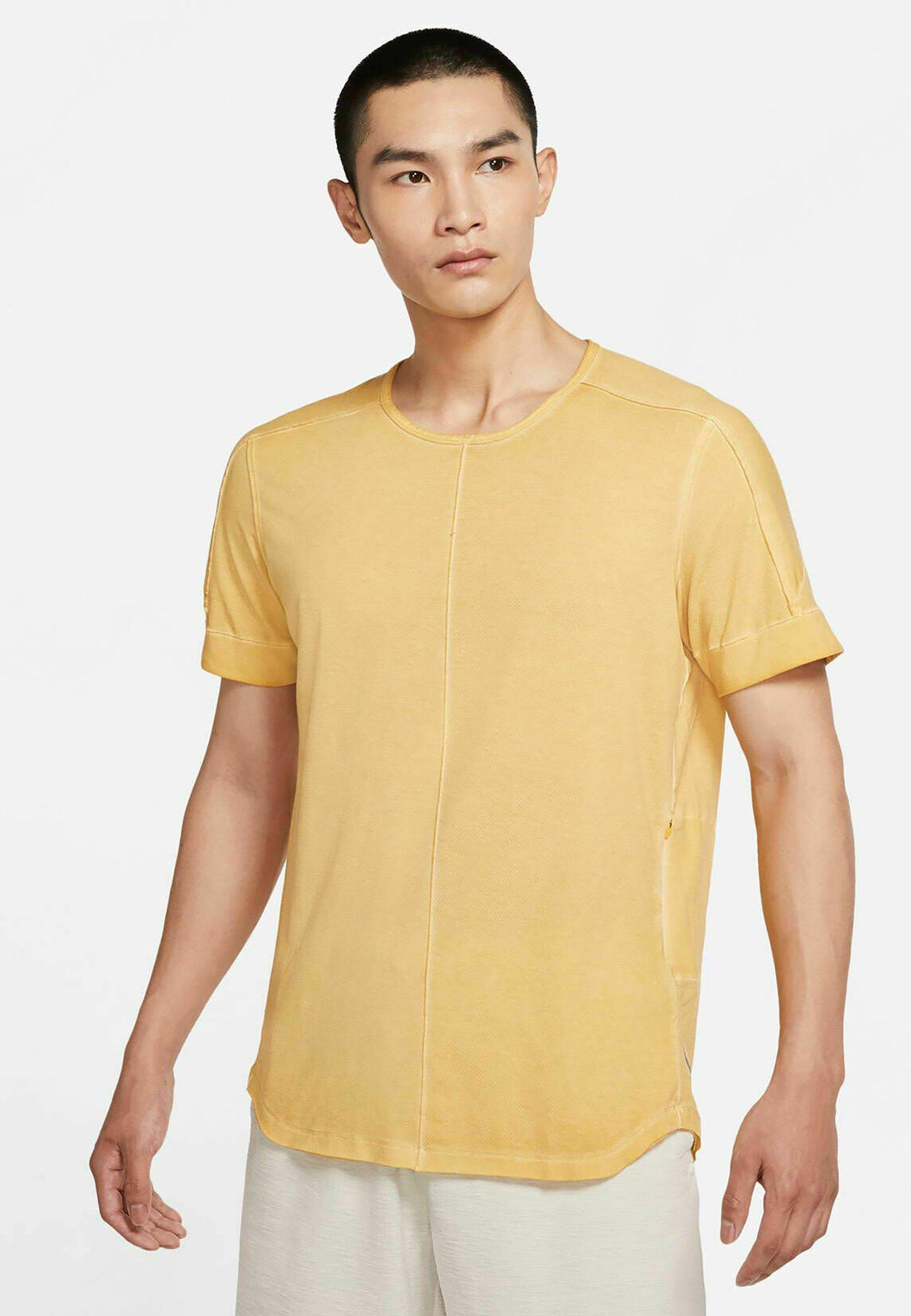 Uomo HERREN YOGA KURZARM - T-shirt basic