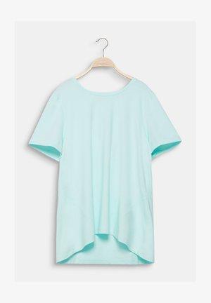 MACHE - T-shirt basique - turquoise