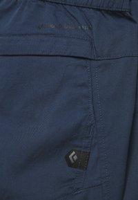 Black Diamond - NOTION PANTS - Tygbyxor - ink blue - 2