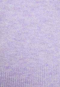 Pieces Petite - PCSANY O NECK - Jumper - lavender - 2