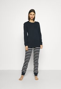 Schiesser - Pyjamas - nachtblau - 0