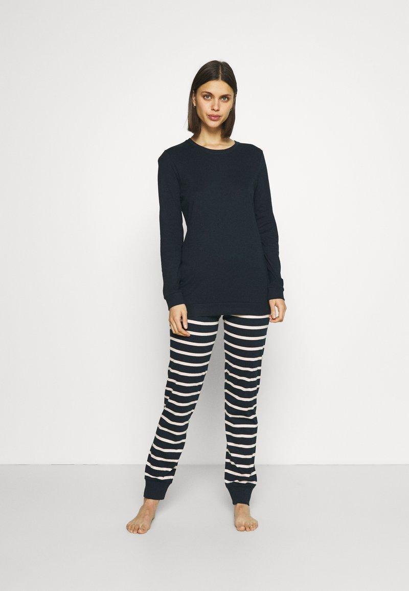 Schiesser - Pyjamas - nachtblau