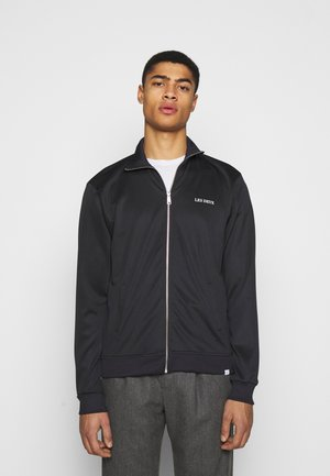 BALLIER TRACK JACKET - Training jacket - dark navy/white