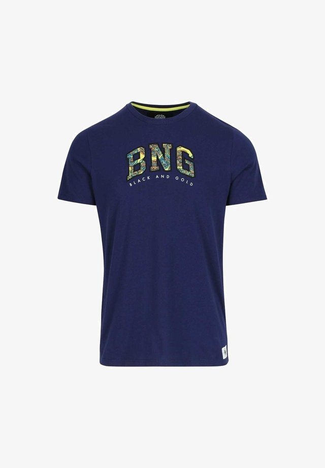 ARCHOS - T-shirt print - navy