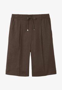 STOCKH LM - YASMIN - Shorts - coffee bean - 3