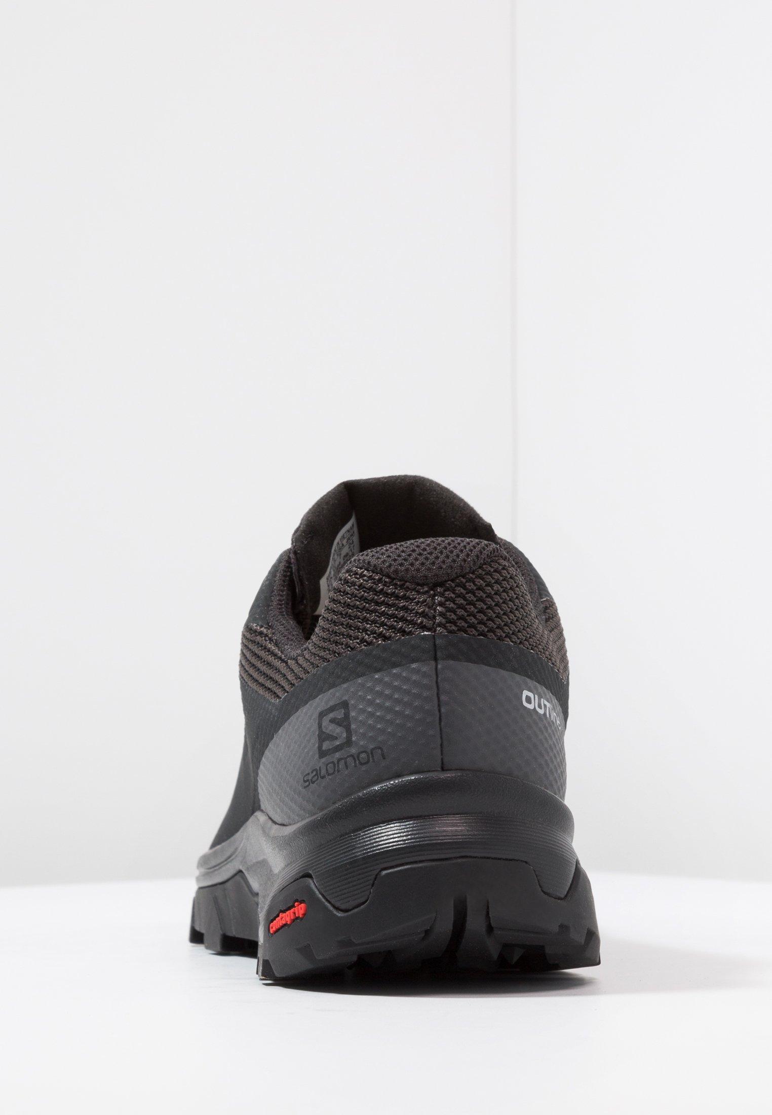 salomon outline gtx grey zapatillas mujer