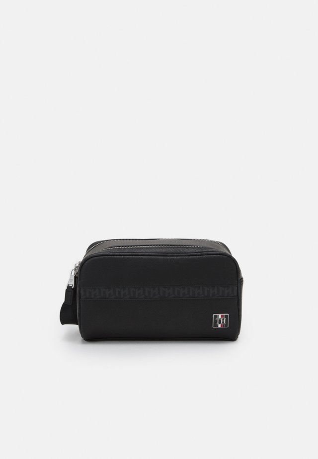 MONOGRAM WASHBAG UNISEX - Trousse de toilette - black