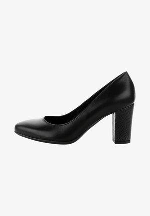 ARCEVIA - Escarpins à talons hauts - black