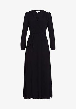 LIME - Robe longue - black